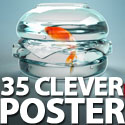 Post thumbnail of 35 Clever Poster Advertisement Ideas