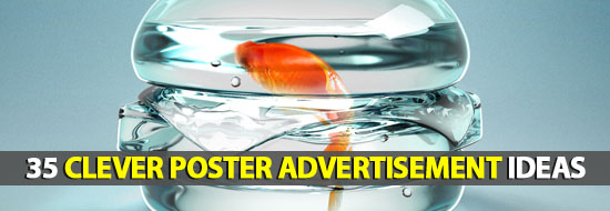 Post image of 35 Clever Poster Advertisement Ideas