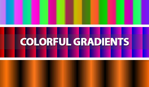Colorful Gradients