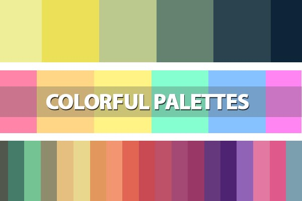 Colorful Palettes