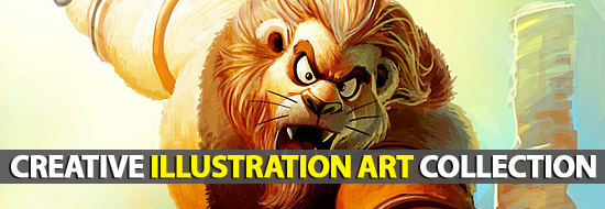 Post image of Creative Illustration Art Collection