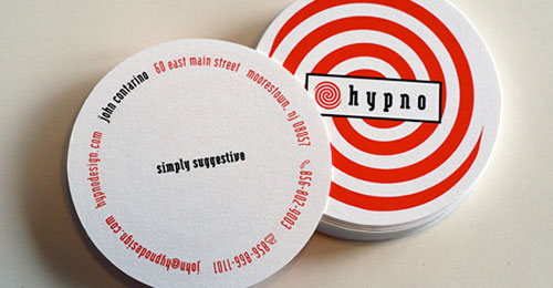 35+ Die Cut Business Card Designs
