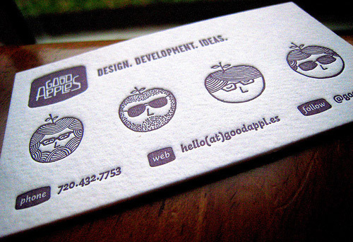 35 Fresh Business Card