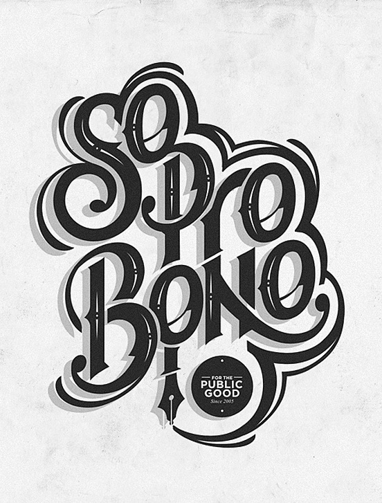 45 Remarkable Typography Design For Inspiration