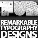 Post Thumbnail of 45 Remarkable Typography Design For Inspiration