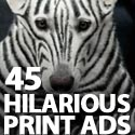 Post Thumbnail of 45 Hilarious Print Ads