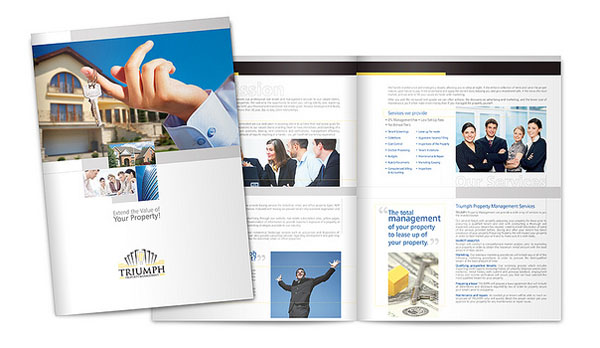 25 Brochure Designs For Great Inspiration Design – Business Brochure Design