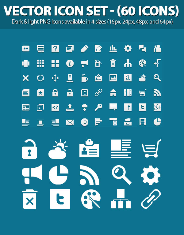 Vector Icon Set