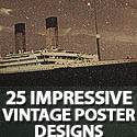Post thumbnail of 25 Impressive Vintage Poster Designs