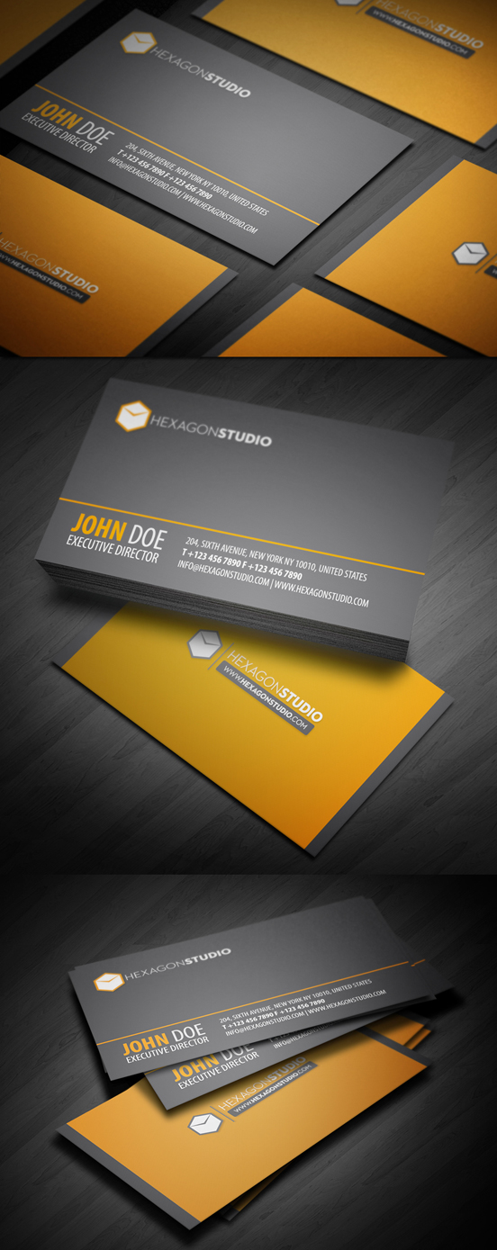 Business Card: 35 Unique Business Cards
