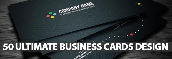 50 Ultimate Business Cards Design