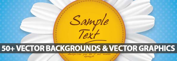 50+ Vector Backgrounds & Vector Graphics