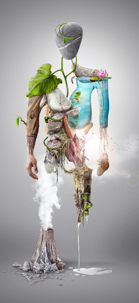 Photos of Incredible Photo Manipulation
