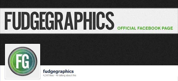 fudgegraphics Facebook Timeline Cover