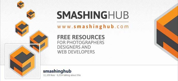 Smashing Hub Facebook Timeline Cover