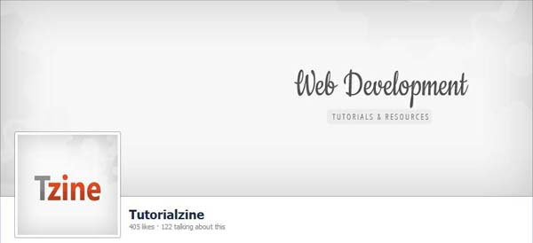 Tutorialzine Facebook Timeline Cover