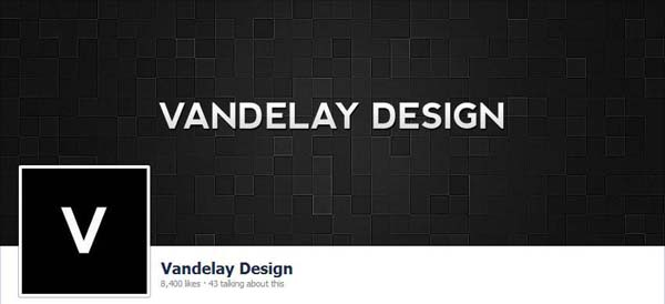 Vandelay Design Facebook Timeline Cover