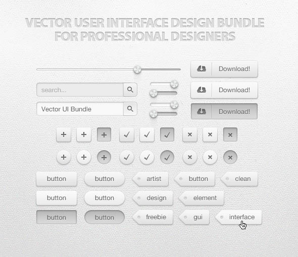 free-vector-user-interface-design-bundle-for-designers