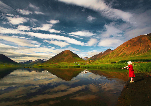 Amazing Landscape Reflection Photography
