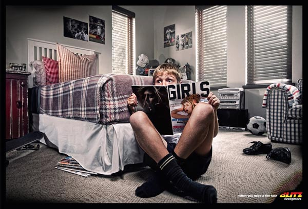 50 Fresh Examples Of Advertising Posters 15