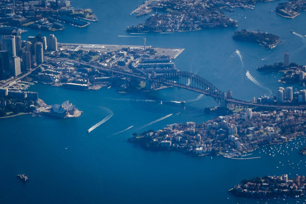 Beautiful aerial photography 4