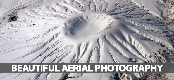Beautiful Aerial Photography From My Personal Photo Collection