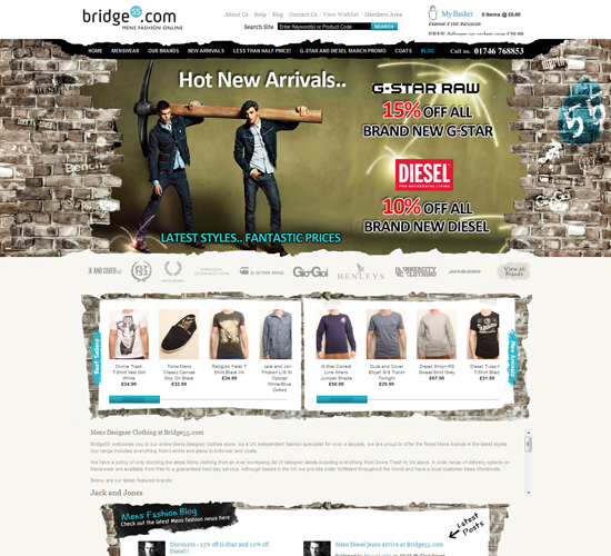 Of E Commerce Web Designs Inspiration Graphic Design Junction How ...