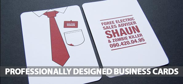 post image of professionally designed business cards 25 examples