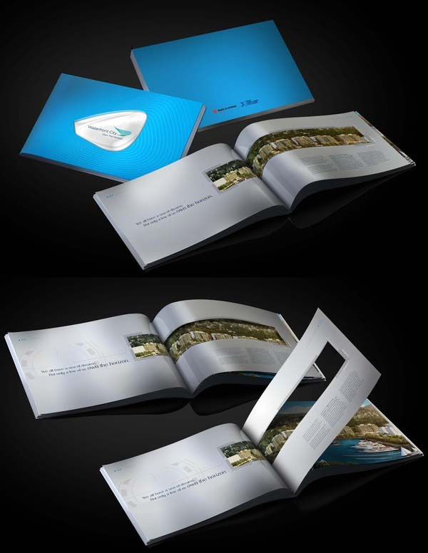 Brochure Designs: 25 Corporate Design For Inspiration 11