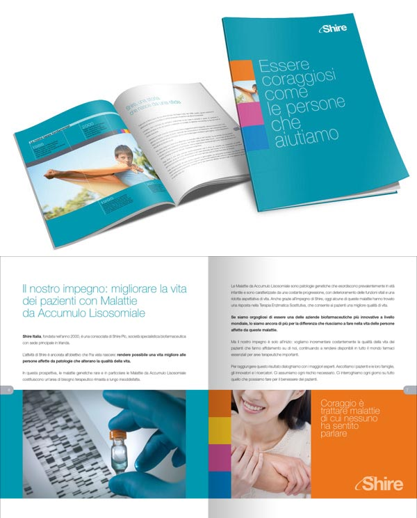 Brochure Designs: 25 Corporate Design For Inspiration 16