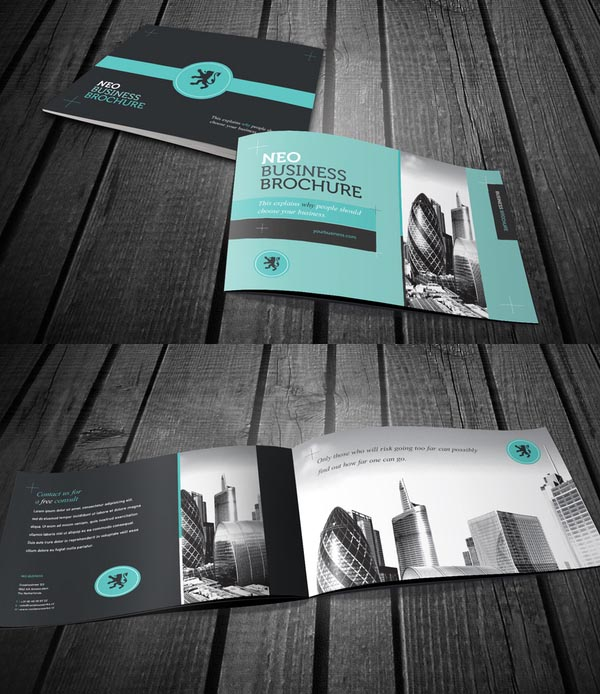 Brochure Designs: 25 Corporate Design For Inspiration 2