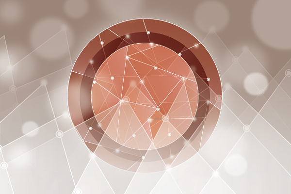 Magical Circle Vector Graphic