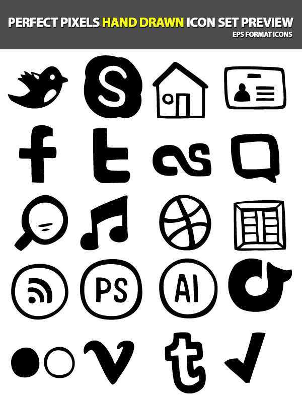 Free Vector Icons Pack 24