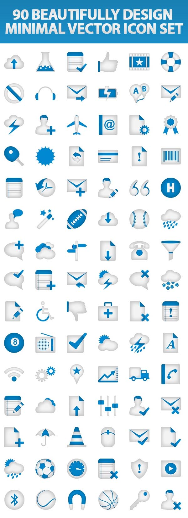 Free Vector Icons Pack 3