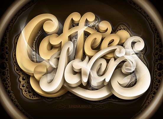 Fresh Typography Design 30