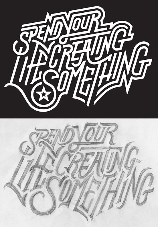 Fresh Typography Design 4