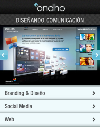 Mobile Web Design 17
