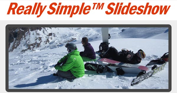 Really Simple Slideshow: A Flexible Larger Slider jQuery Plugin
