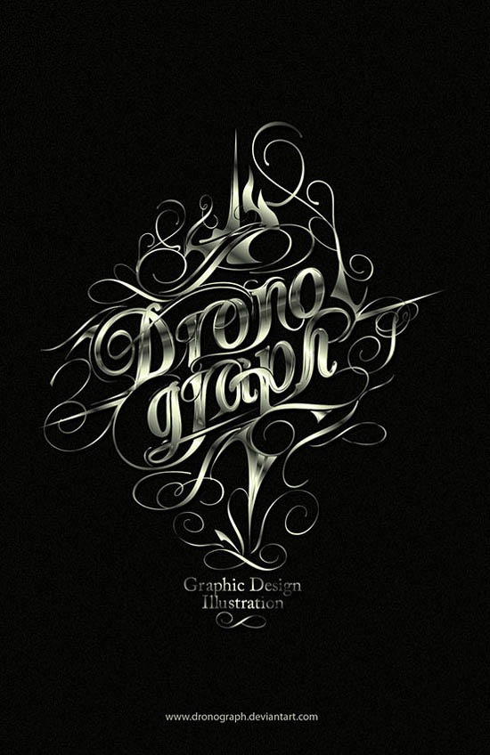 Remarkable Big Typography Design 1