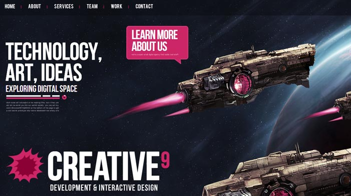 36 Inspiring Examples Of Web Designs 2012 - 25
