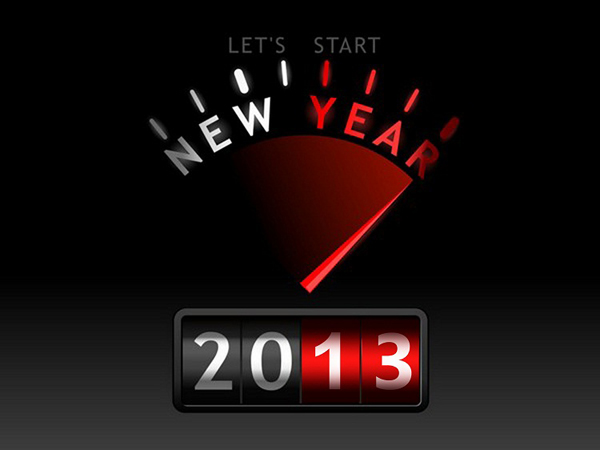 New Year 2013 Wallpapers 12