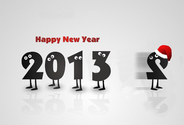 New Year 2013 Wallpapers 3