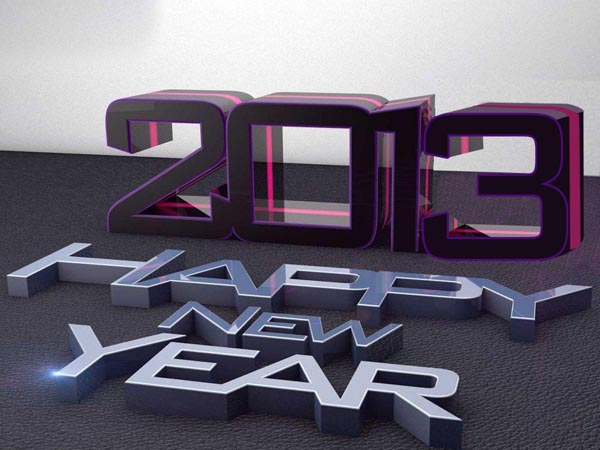 New Year 2013 Wallpapers 4