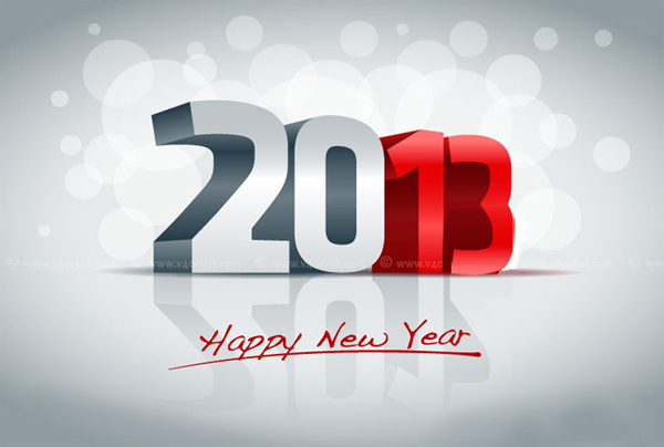 New Year 2013 Wallpapers 5