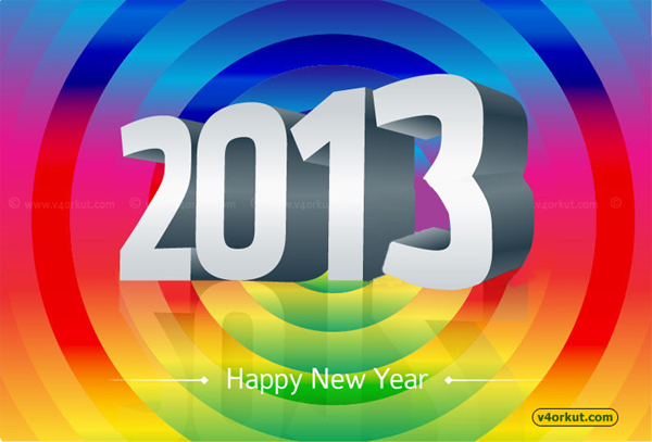 New Year 2013 Wallpapers 6