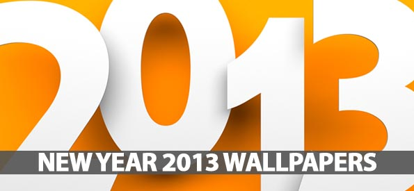 Post image of 50 Beautiful New Year 2013 Wallpapers