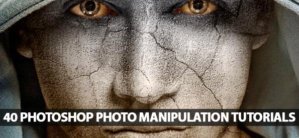 40 Excellent Photoshop Photo Manipulation Tutorials