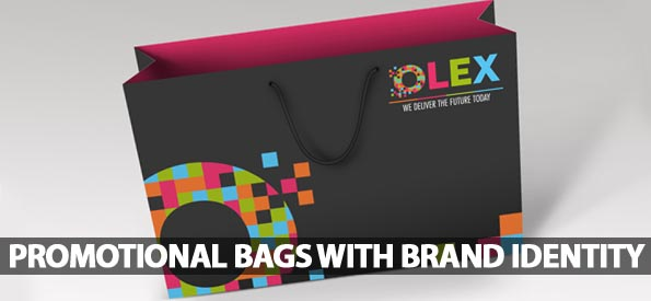 30+ Beautiful Examples Of Promotional Bags With Brand Identity