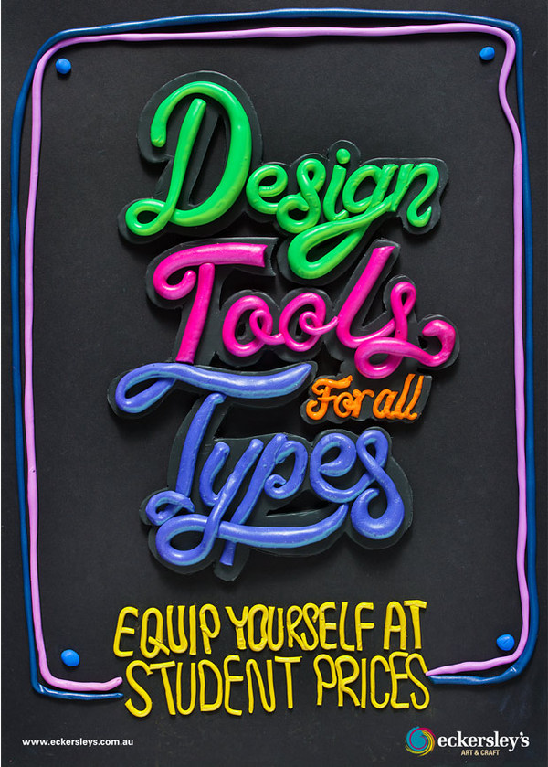 Typography Posters Design  13