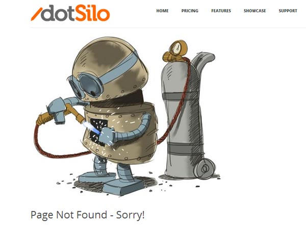 Top 10 Creative & Best 404 page Designs - eBlogger Tips
